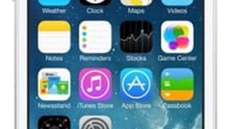 Mobilní telefon Apple iPhone 5s 16GB (ME433CS/A) stříbrný