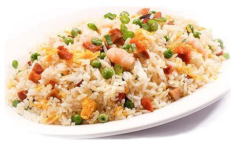 Konzumace v hodnotě 600 Kč až pro 4 osoby v indické restauraci