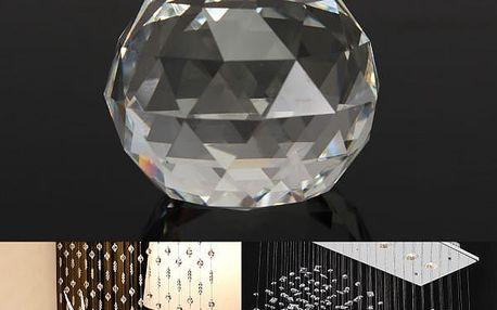 Závěsná dekorace na lustr - 20 mm