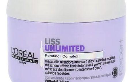 L´Oréal Professionnel Série Expert Liss Unlimited 200 ml maska na vlasy W