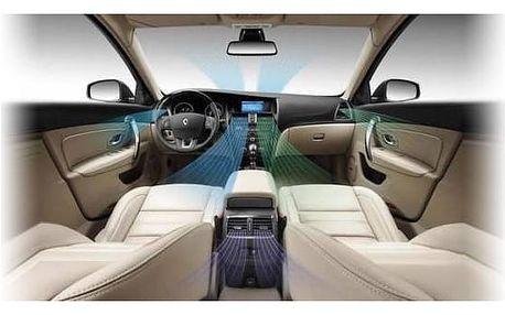 Kompletní servis klimatizace v autě + chladící médium