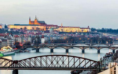 Hotel ROYAL STANDARD***+ v centru Prahy přímo na nábřeží Vltavy