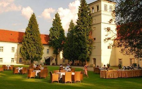 Polské lázně Ladek Zdrój na zámku