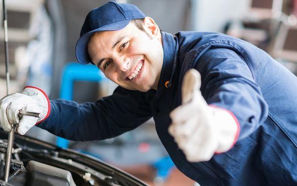 Kompletní servisní prohlídka vašeho vozu