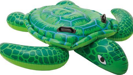 INTEX Želva nafukovací s úchyty, 150x127cm