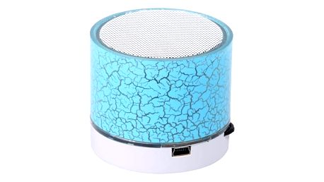 Mini LED bluetooth reproduktor - 3 barevné varianty