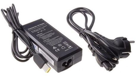 Napájecí adaptér Avacom pro IBM/Lenovo 20V 3,25A 65W (ADAC-Leno-65WSY) černá