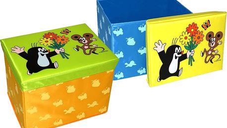 WIKY Box na hračky krtek