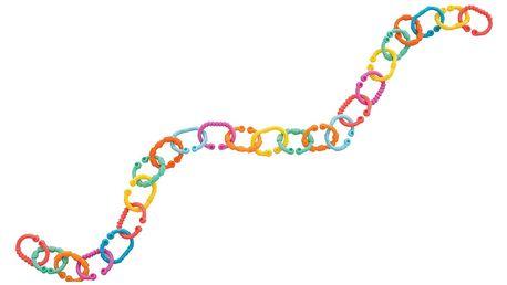 PLAYGRO Spojovací kroužky 24ks