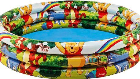 INTEX Bazén nafukovací Medvídek Pú, 147x33 cm