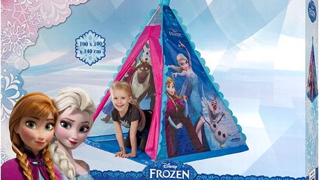 JOHN Dětský stan Frozen 100x100x140 cm