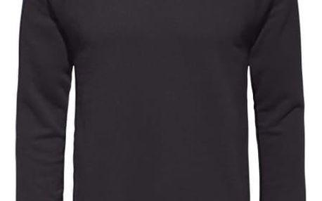 Calvin Klein černá pánská mikina Sweatshirt - M