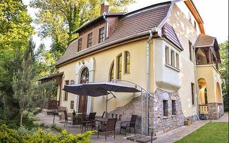 Pobyt u Balatonu pro 2 osoby s polopenzí i wellness v oblíbeném letovisku Siófok.