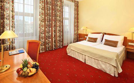 3 dny v Grandhotelu Brno **** se vstupem do sauny pro dva