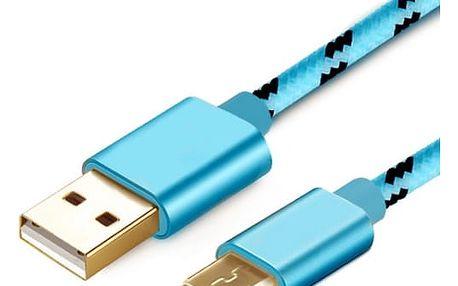 Micro USB kabel ve třech délkách