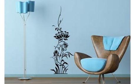 Dekorativní samolepka Lotus