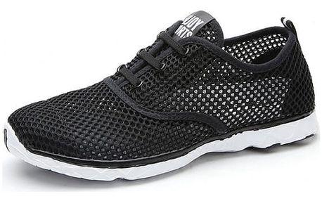 Letní běžecké boty z prodyšné síťoviny - dámské i pánské