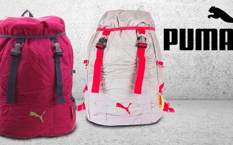 Extra lehký dámský batoh Puma na výlet i do školy