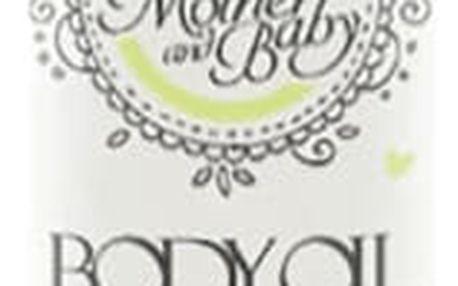 HRISTINA Přírodní tělový olej pro maminky - na jizvy, strie a dehydrovanou pokožku 250 ml