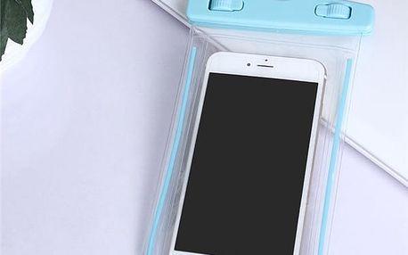 Vodotěsné pouzdro na telefon s poutkem ve více barvách