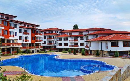 Hotel Festa Gardenia Hills, Bulharsko, Černomořské pobřeží, 8 dní, Letecky, All inclusive, ★★★, sleva 21 %, bonus (Levné parkování u letiště: 8 dní 499,- | 12 dní 749,- | 16 dní 899,- , 500 Kč na plavky)