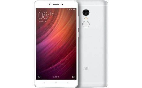 Xiaomi Redmi Note 4 - 64GB, stříbrná - 472568