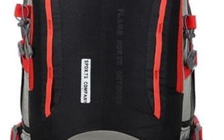 Outdoorový batoh na cesty - 5 barev