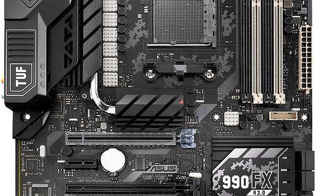 ASUS TUF SABERTOOTH 990FX R3.0 - AMD 990FX - 90MB0RA0-M0EAY0