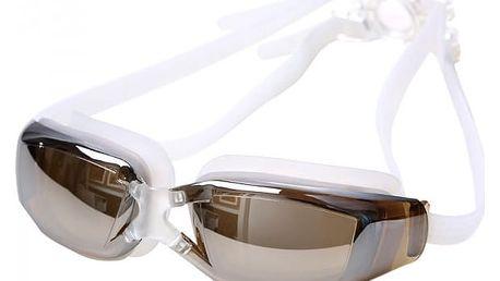Plavecké brýle v 5-ti barvách s UV filtrem a nemlžící funkcí