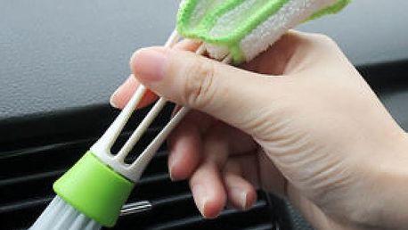 Pomůcka na čištění interiéru automobilu - dodání do 2 dnů