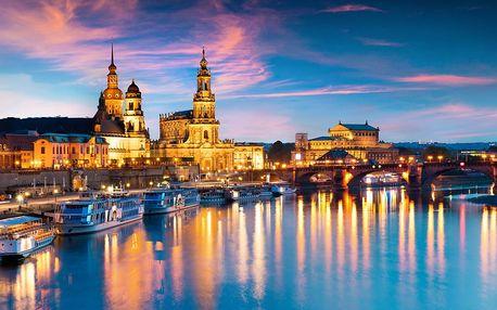 1denní výlet pro 1 osobu do Drážďan do Primarku a za památkami