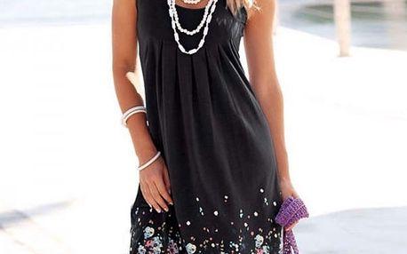 Dámské šaty na léto - prodyšné