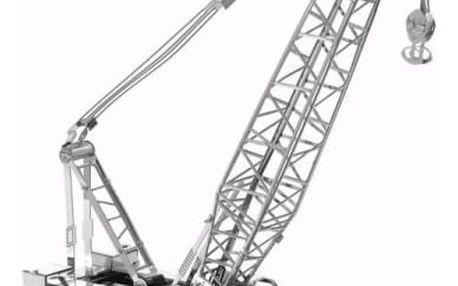 Kovové 3D puzzle - Jeřáb
