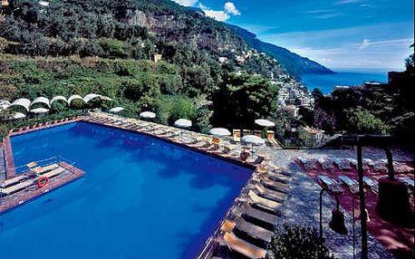 Dovolená v Itálii u moře nedaleko Pompejí ve 4* hotelu pro dva s polopenzí