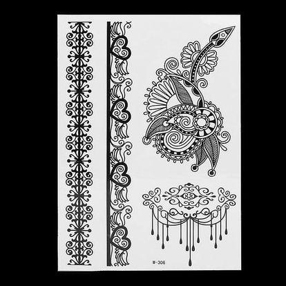 Tetování jednorázové pro ženy