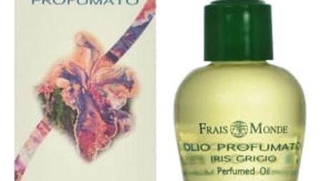 Frais Monde Iris Gray 12 ml parfémovaný olej pro ženy