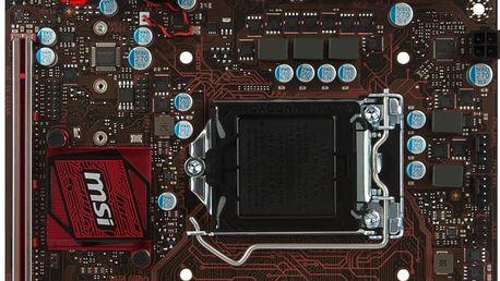 MSI H270I GAMING PRO AC - Intel H270