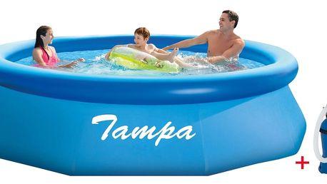 Marimex Bazén Tampa 3,05x0,76 m s pískovou filtrací ProStar 2 - 10340123