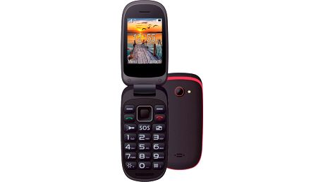Maxcom Comfort MM818, červená - MM818RDS