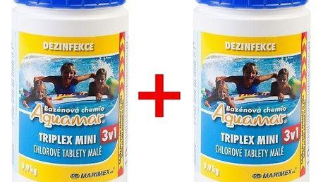 Marimex AQuaMar Triplex MINI 0,9kg - sada 2 ks - 19900034