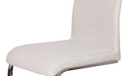 Židle Z403 - chromová, čalouněná 146 - Corsika