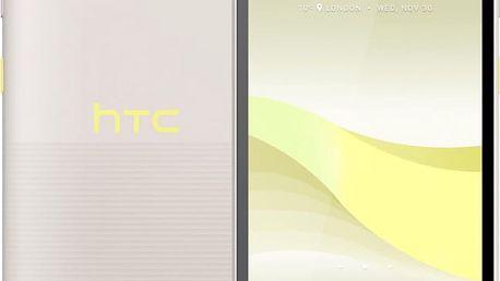 HTC Desire 650, lime light - HTCDESIRE650LIM