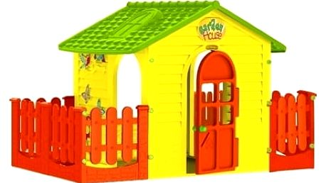 Marimex Domek Garden House XXL - Yellow - 11640115