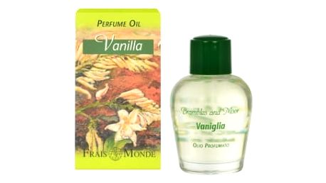 Frais Monde Vanilla 12 ml parfémovaný olej pro ženy