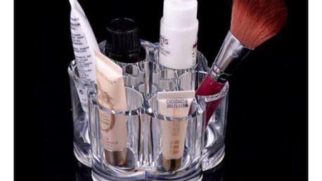 Designový stojan na kosmetiku