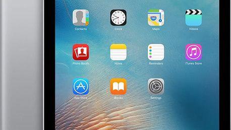"""APPLE iPad Pro, 9,7"""", 32GB, Wi-Fi, šedá - MLMN2FD/A + Zdarma konzole Microsoft X360 500GB + Forza Horizon 2 v ceně 4999,- Kč"""