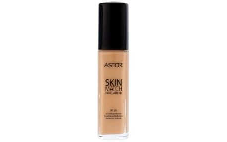 Astor Make-up pro přirozený vzhled Skin Match SPF 20 (Invisible Perfection) 30 ml 202 Natural