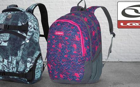 Turistické i školní batohy Loap