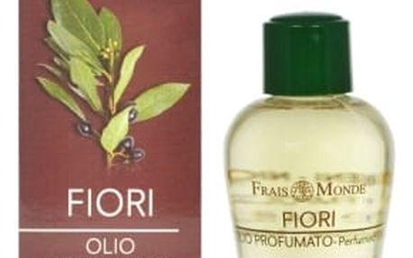 Frais Monde Flowers Perfumed Oil Parfémovaný olej 12ml pro ženy Květiny