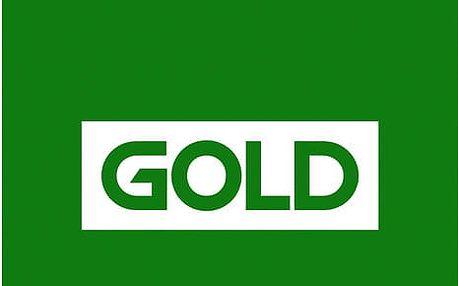 Microsoft Xbox Live zlaté členství 3 měsíce - 52K-00263
